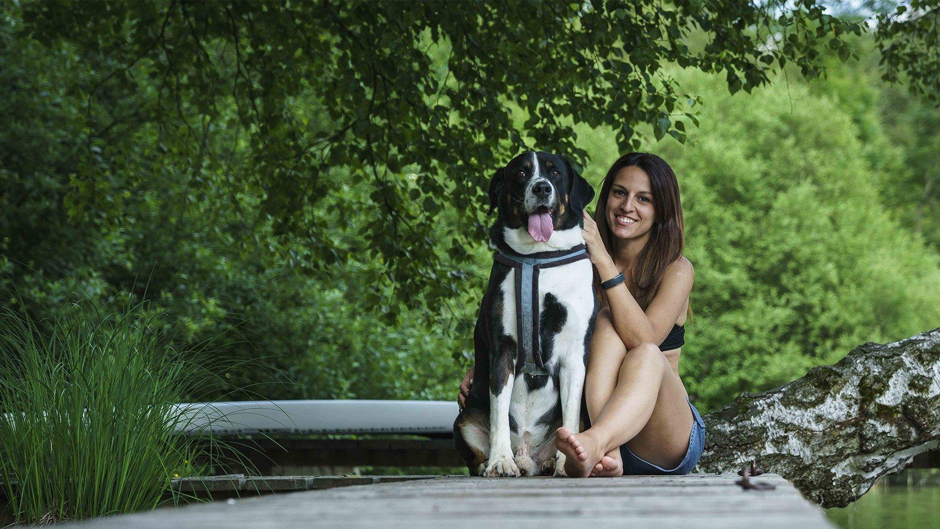 Urlaub Hund Bayern Schliersee, © Dietmar Denger