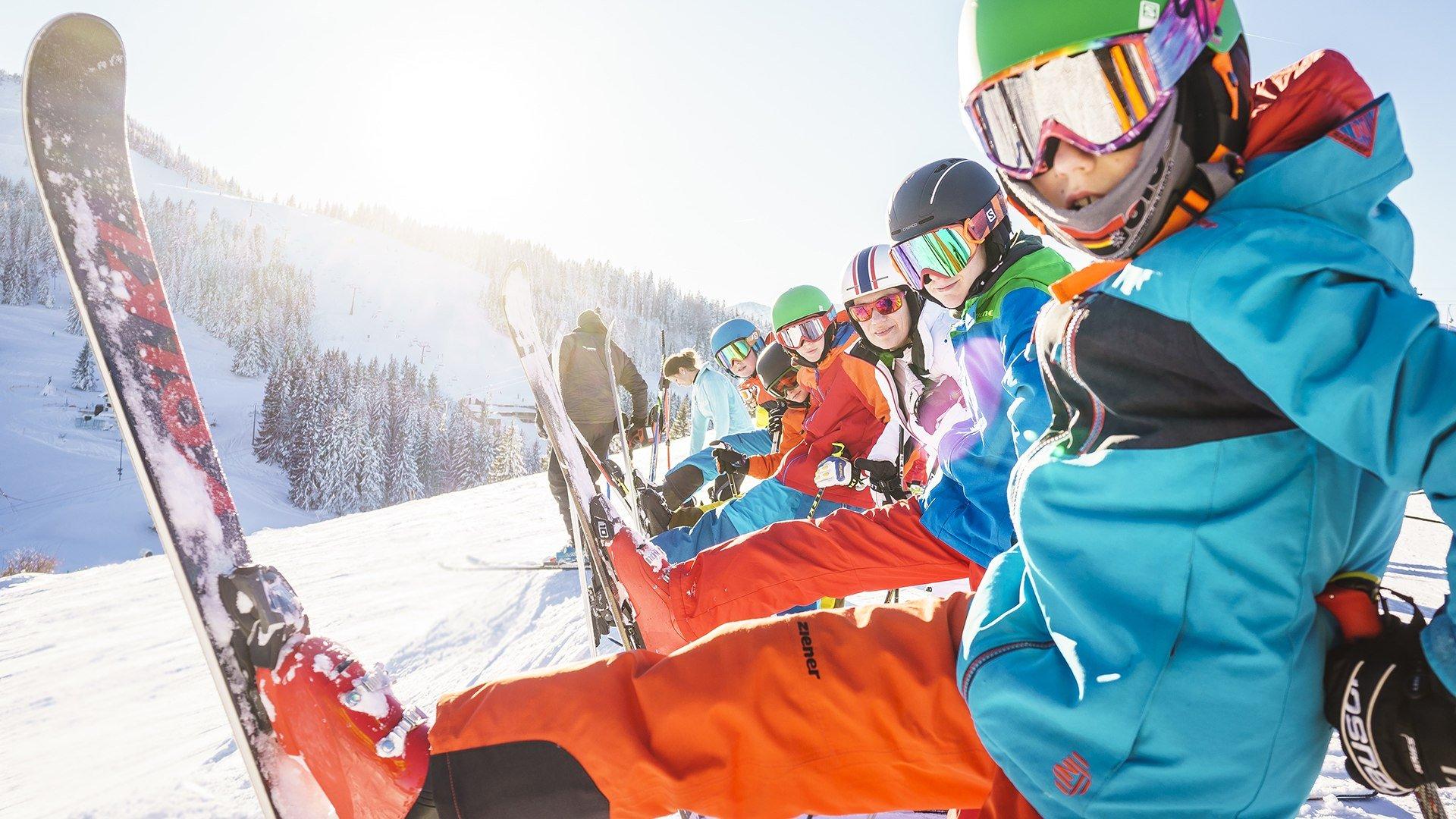 Skikurs Oberbayern Sudelfeld, © Dietmar Denger