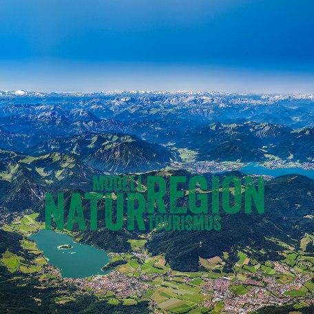 Luftbild Naturtourismus, © Jörg Bodenbender