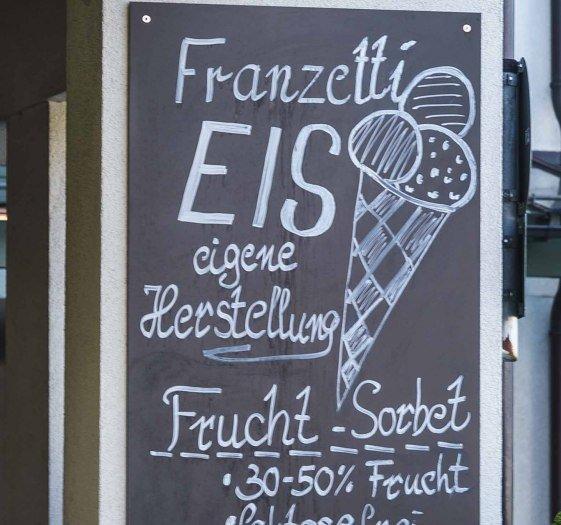 Eis essen Tegernsee Schliersee, © Dietmar Denger