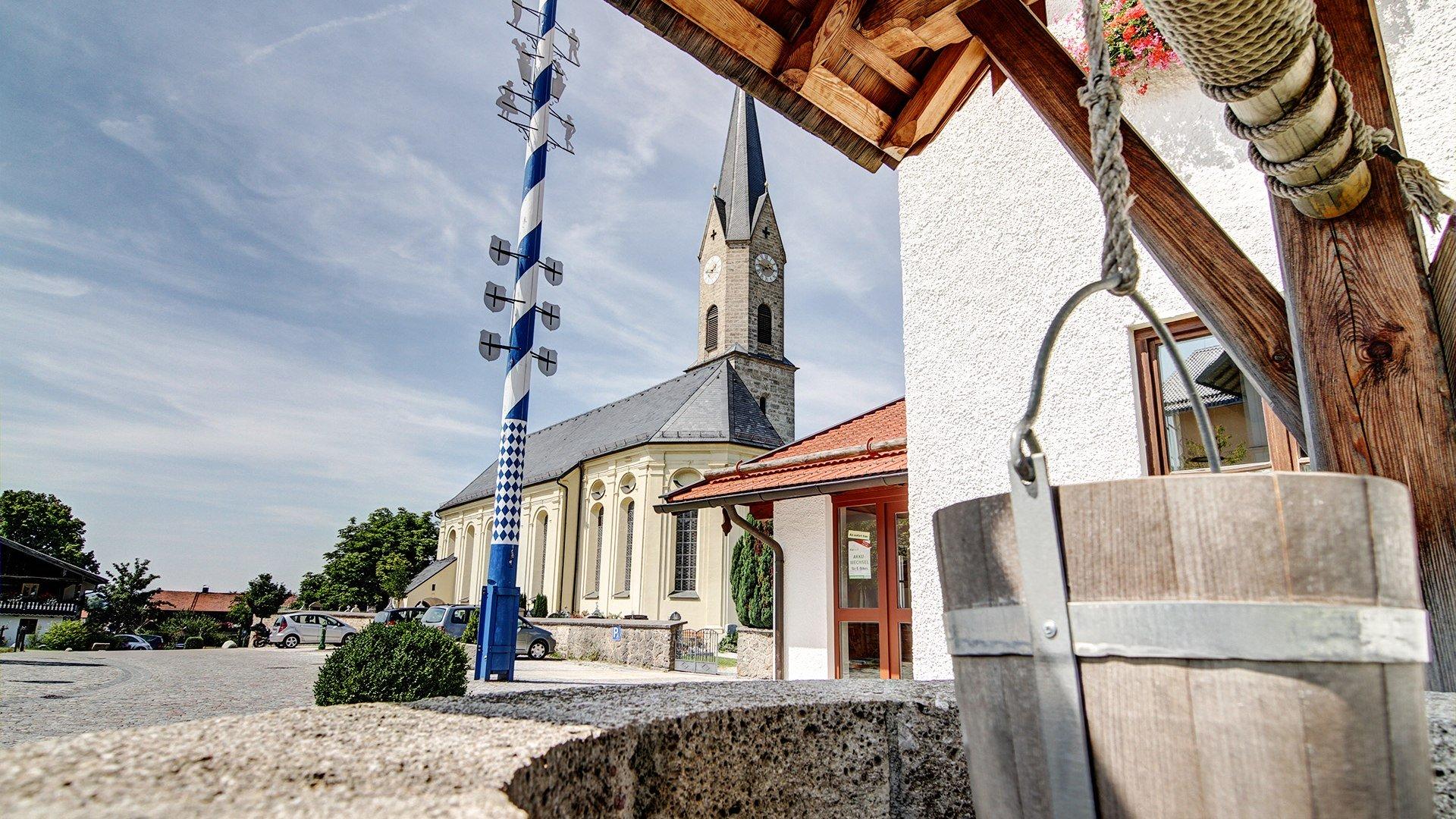 Irschenberg Ort, © Thomas Müller