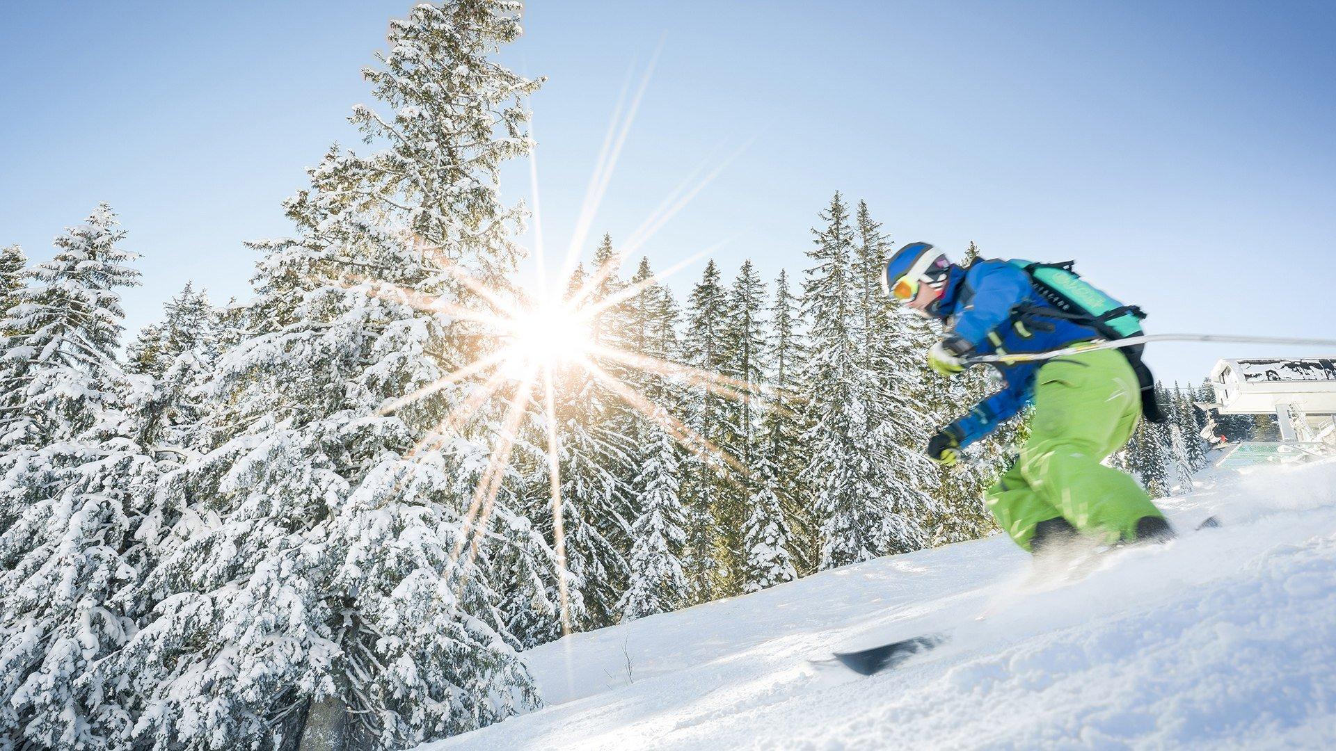 Skifahren Sudelfeld, © Dietmar Denger