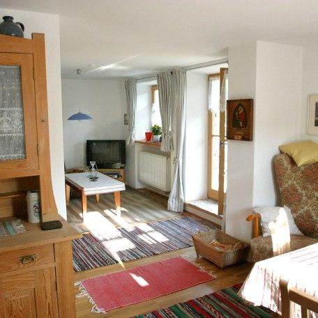 von der Essecke zum Wohnzimmer, © im-web.de/ Gäste-Information Schliersee in der vitalwelt schliersee