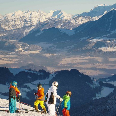 Skifahren Oberbayern Sudelfeld, © Dietmar Denger