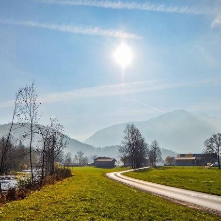 Oberbayern Kein Schnee, © Florian Liebenstein