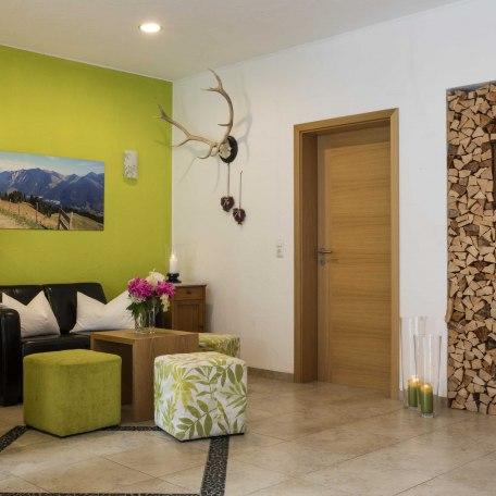 Eingangsbereich, © im-web.de/ Gäste-Information Schliersee in der vitalwelt schliersee