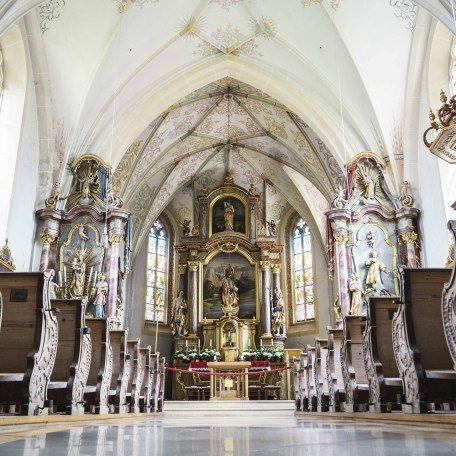 Kirche Warngau, © Dietmar Denger
