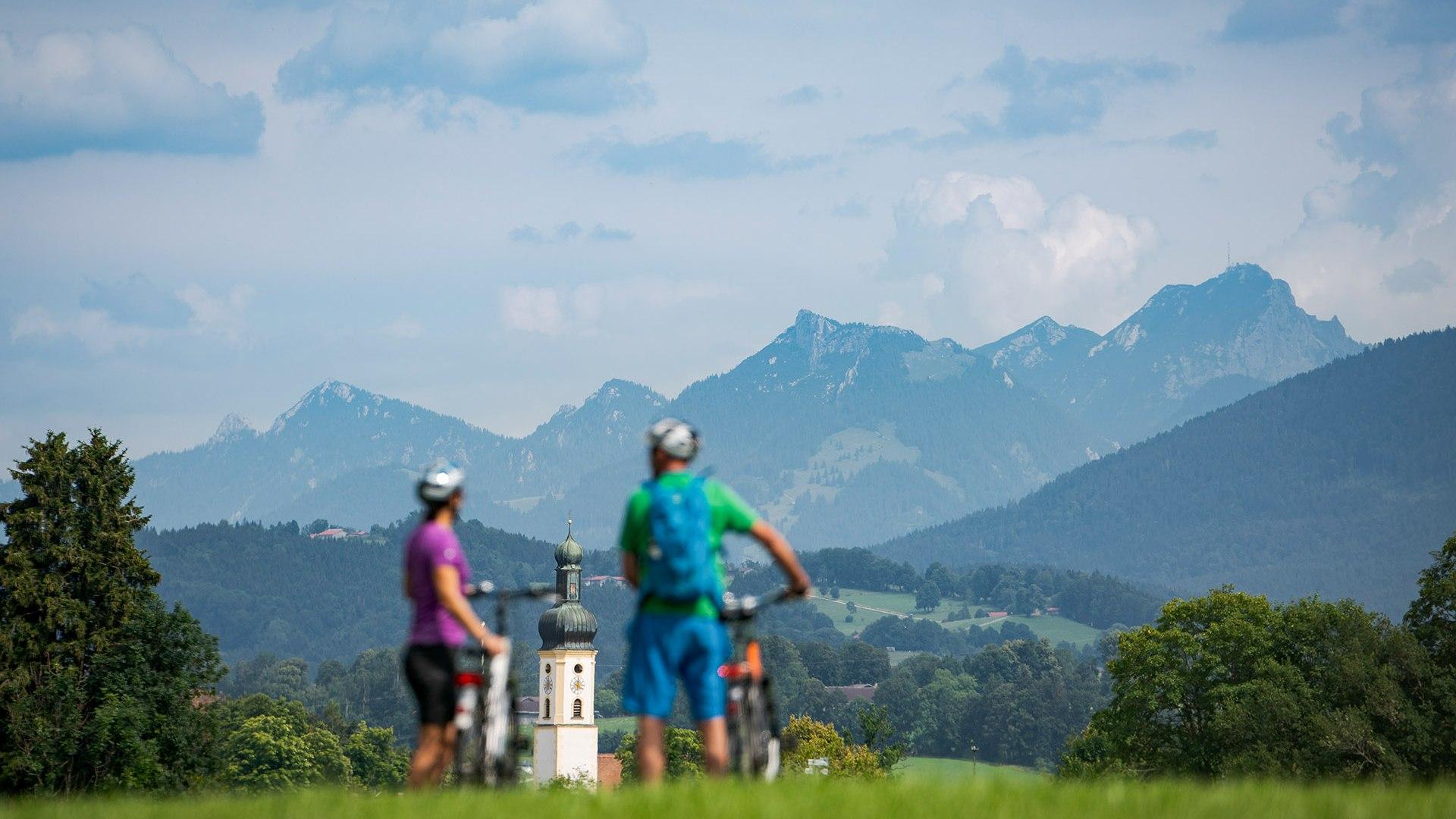 Radfahren, © Dietmar Denger