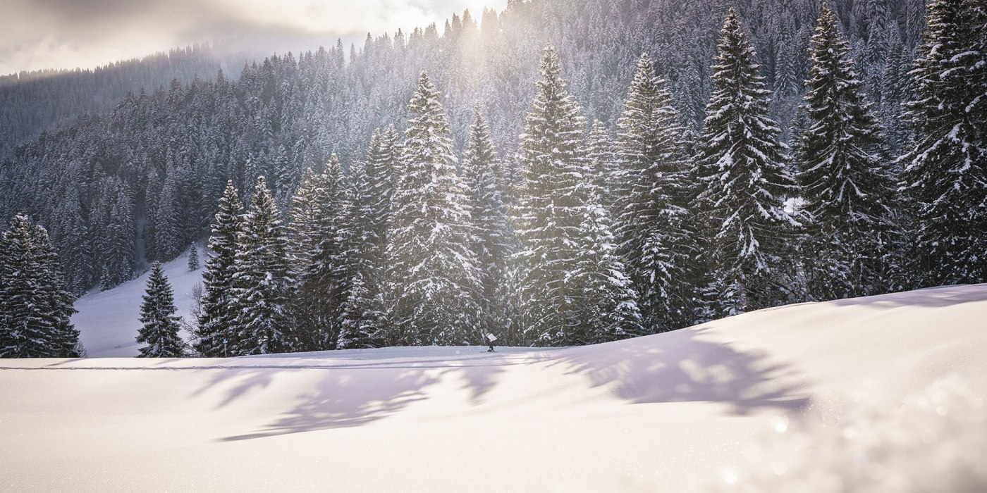 Winterstimmung Bayern, © Dietmar Denger