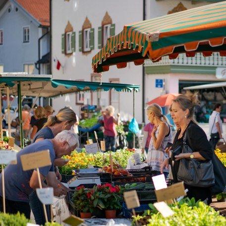 Markt Miesbach, © Dietmar Denger