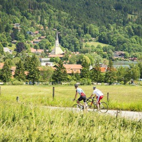 Rennrad Oberbayern Tegernsee Schliersee
