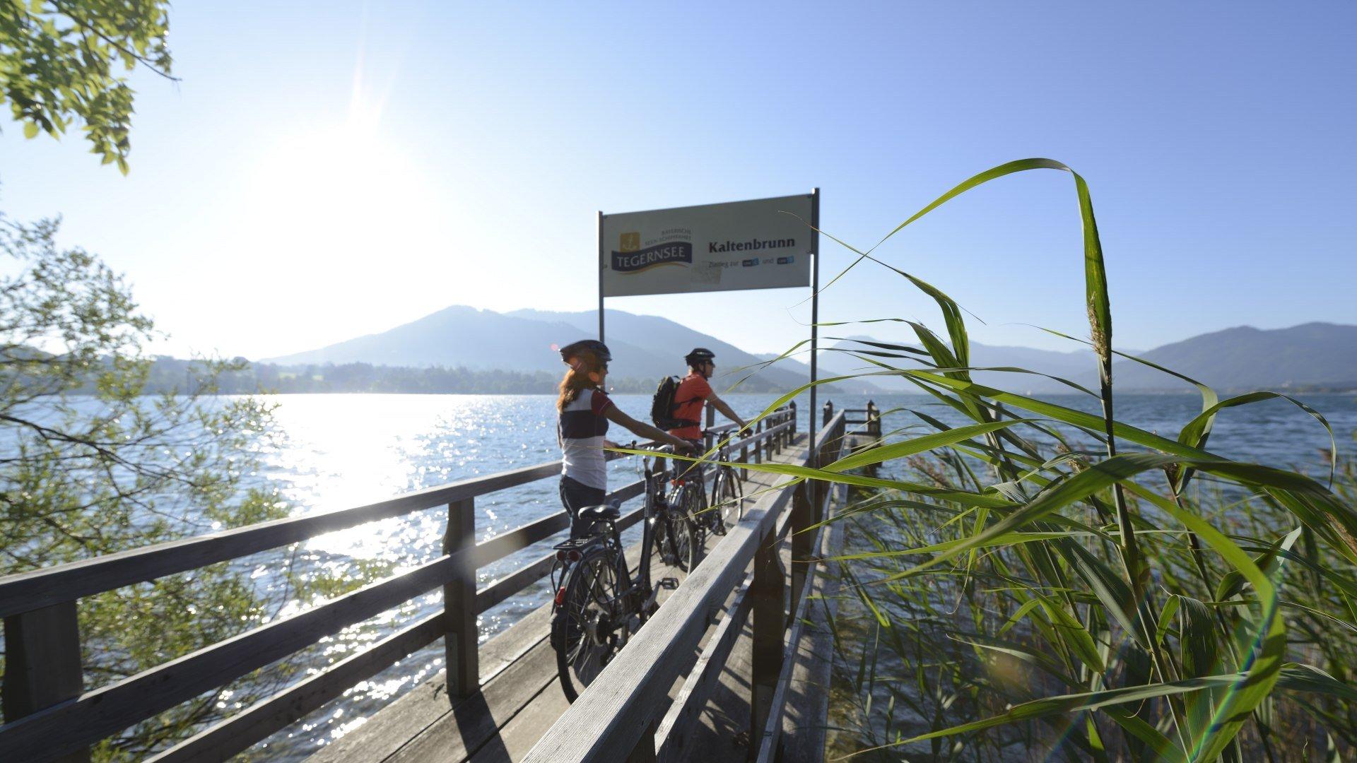 Radfahren Tegernsee Schliersee