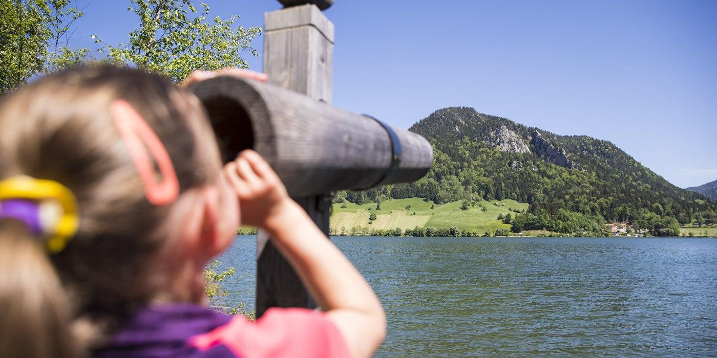 Familientouren Oberbayern Schliersee, © Hansi Heckmair