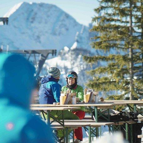 Bayrisch Gemütlich Skifahren Spitzingsee, © Dietmar Denger