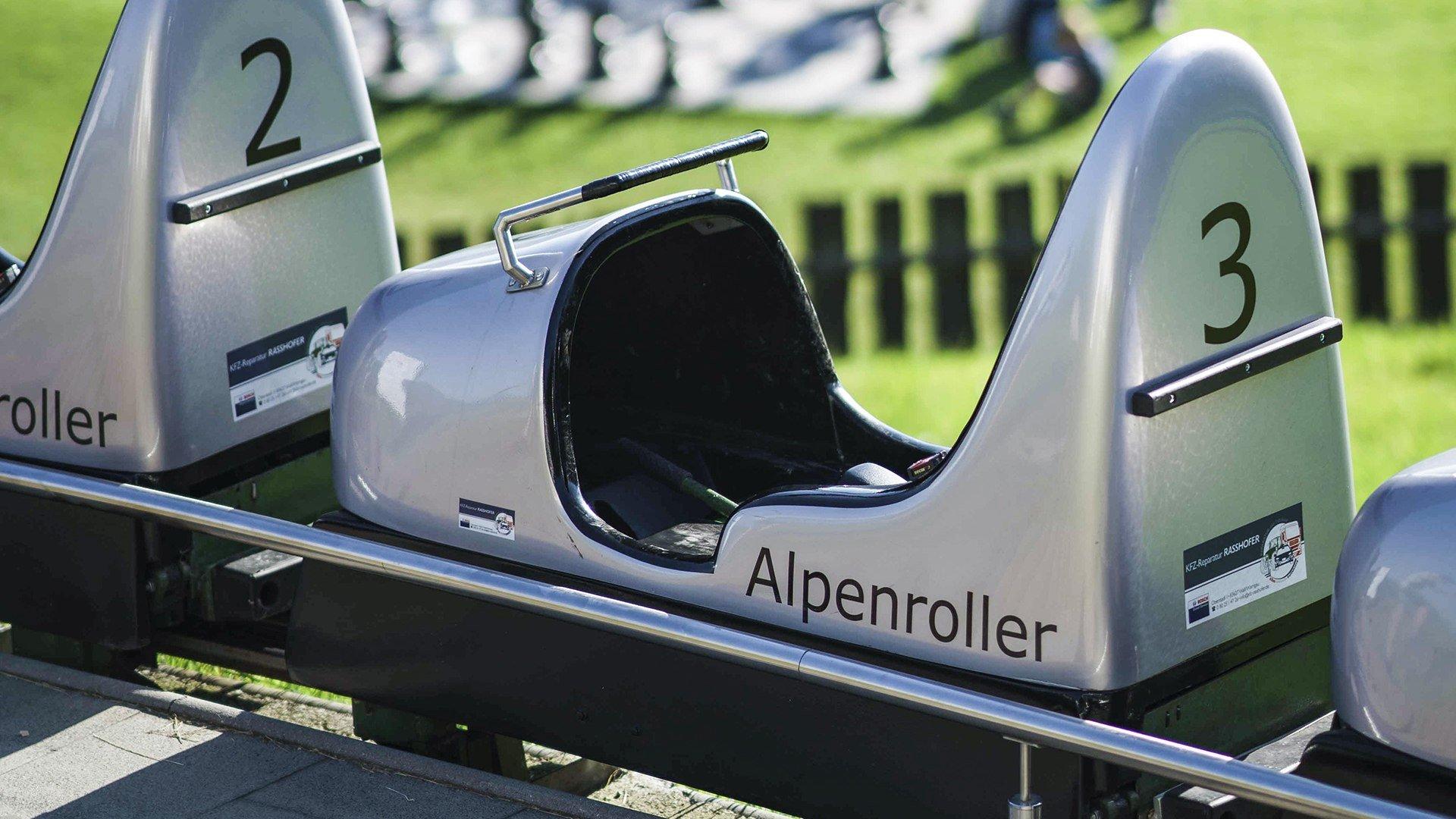 Sommerrodelbahn Schliersee, © Dietmar Denger