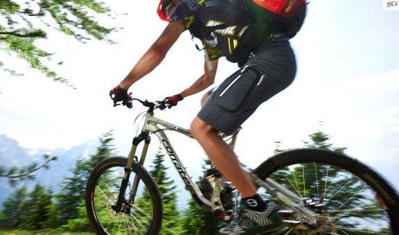 1. CRAFT Speedpoint in Bayrischzell: Mountainbike-Strecke, © www.speedpoint.eu