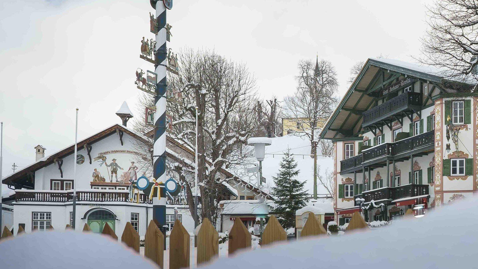 Bauerntheater Oberbayern Schliersee, © Dietmar Denger