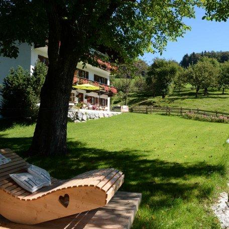 Garten, © im-web.de/ Gemeinde Hausham