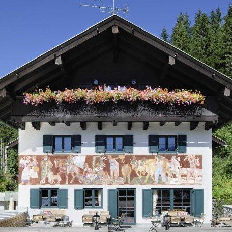 Berghaus Idylle, © im-web.de/ Gäste-Information Schliersee in der vitalwelt schliersee