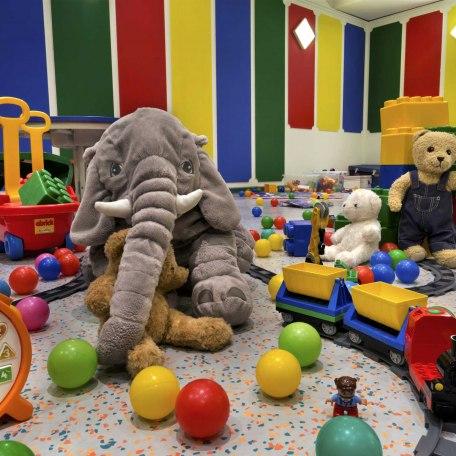 Spielzimmer, © im-web.de/ Gäste-Information Schliersee in der vitalwelt schliersee