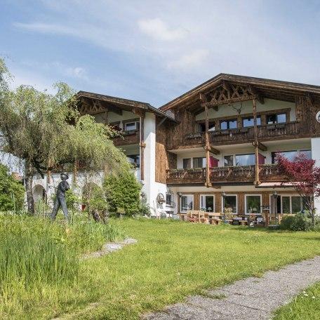 Haus mit Garten, © im-web.de/ Gäste-Information Schliersee in der vitalwelt schliersee