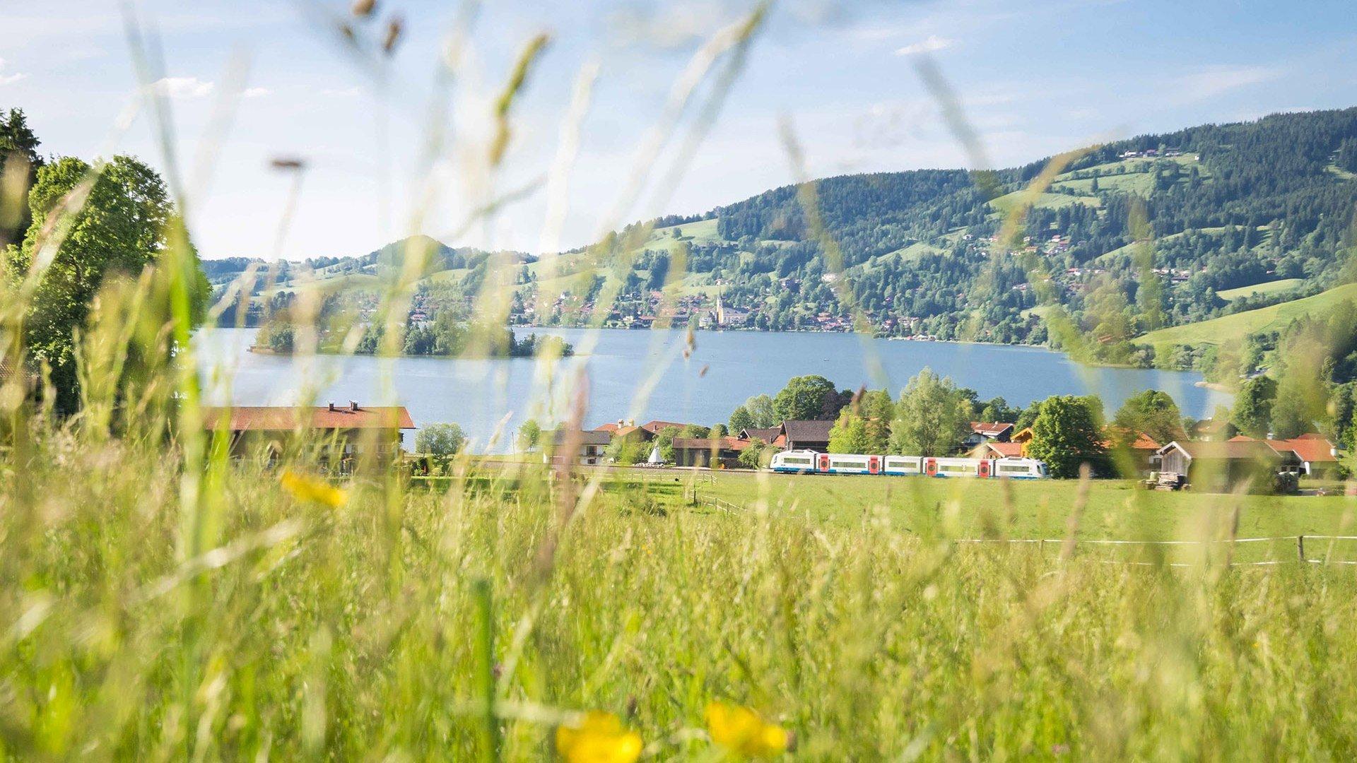 Schliersee Oberbayern, © Dietmar Denger