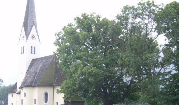 Die Kirche St. Leonhard
