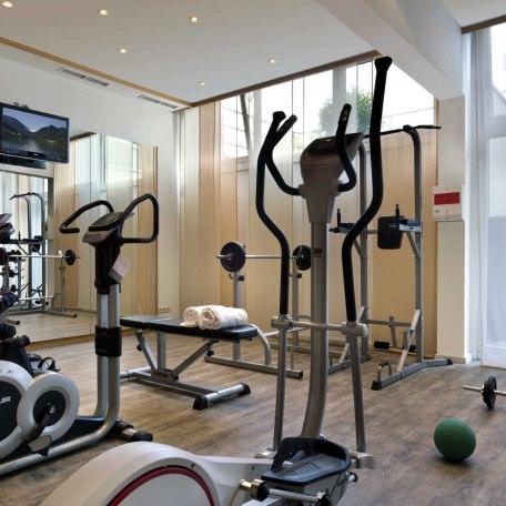 Fitnessraum, © im-web.de/ Gäste-Information Schliersee in der vitalwelt schliersee