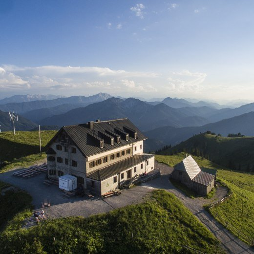 Hüttenübernachtung Bayern Tegernsee Schliersee