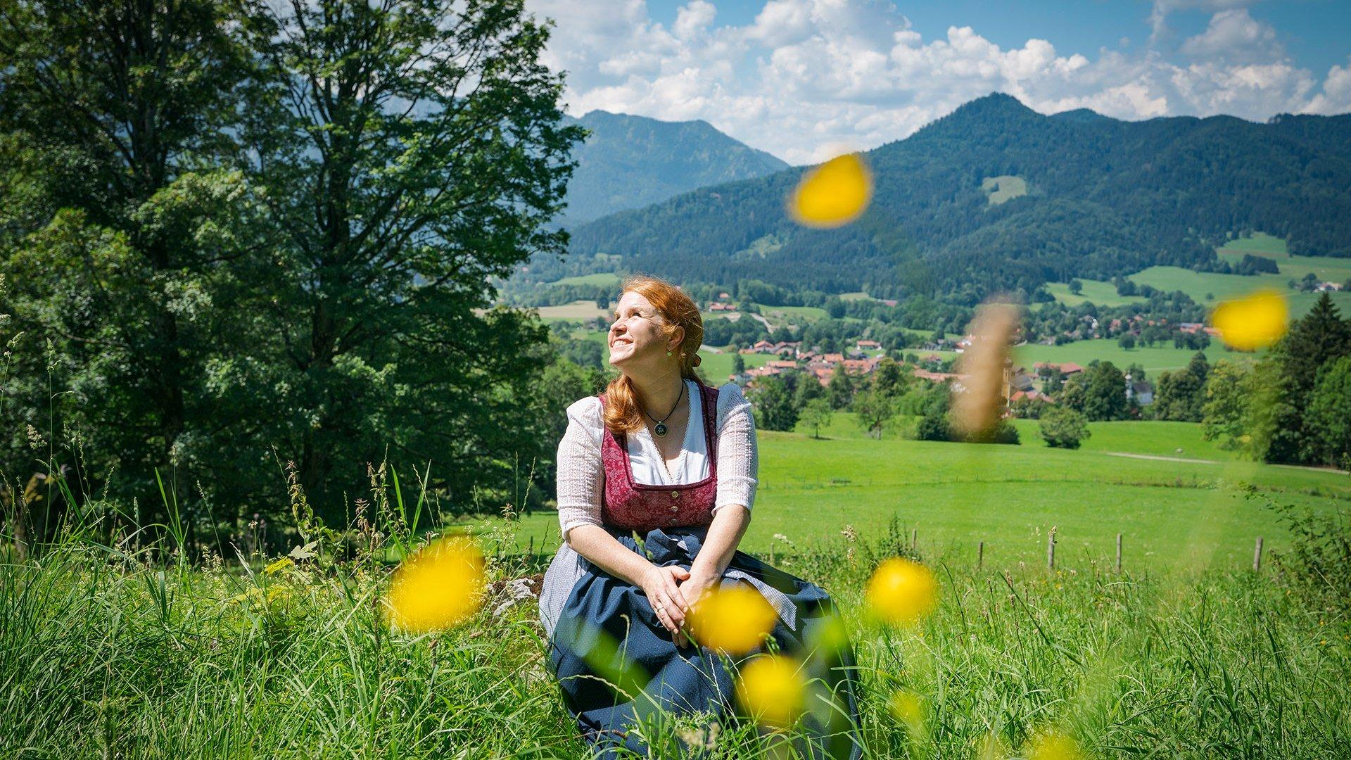 Michaela Schmitz-Guggenbichler Fischbachau, © Dietmar Denger