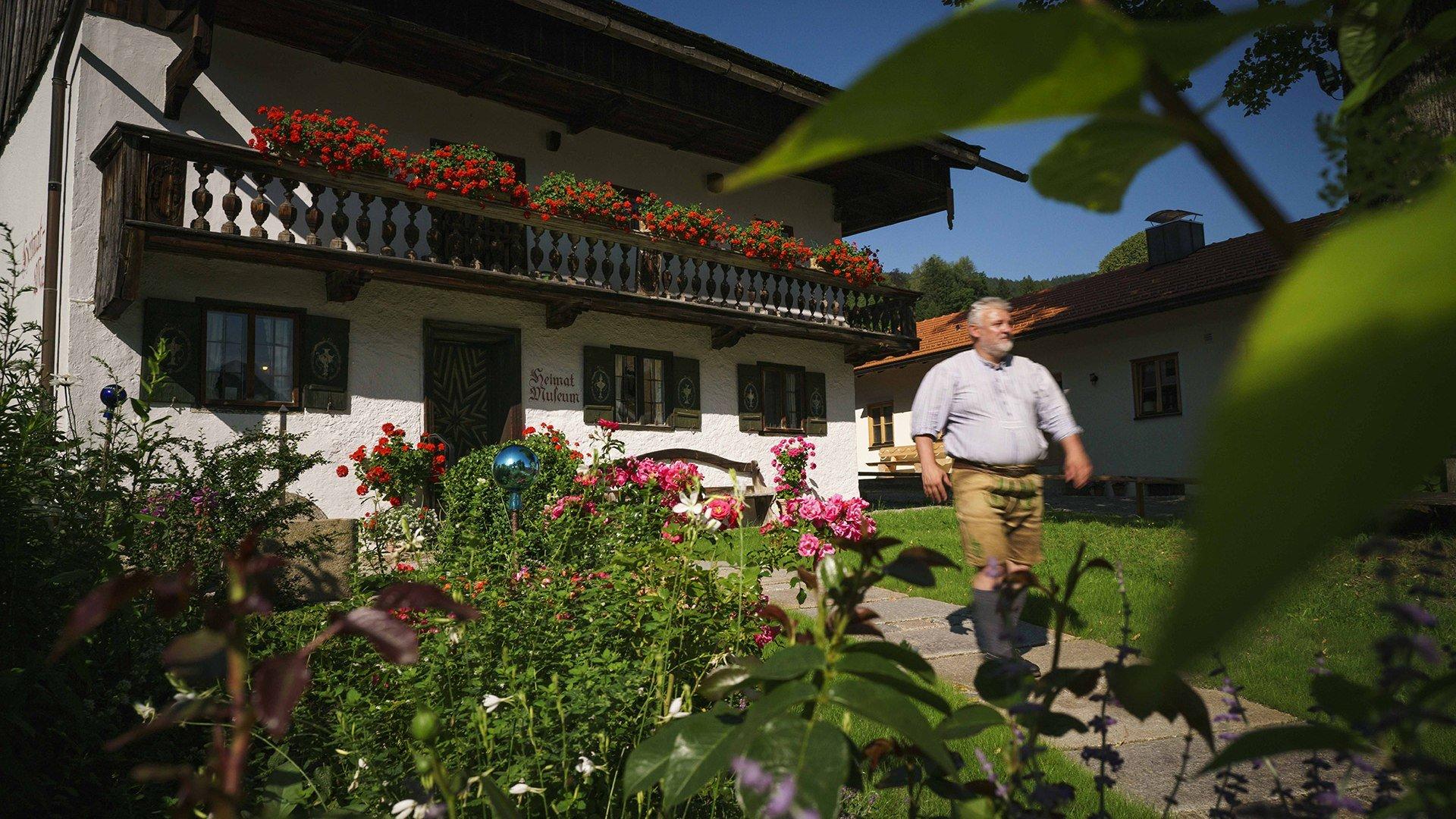 Heimatmuseum Oberbayern Schliersee, © Dietmar Denger