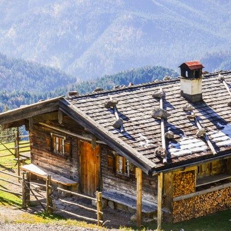 Hütte Rotwand, © Florian Liebenstein
