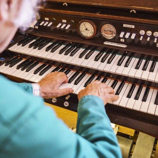 Orgelmuseum Valley, © Dietmar Denger