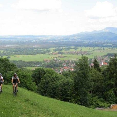 Ausblick, © im-web.de/ Touristinformation Fischbachau
