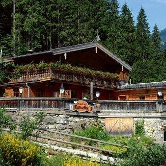 Die Wildbachhütte
