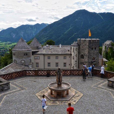 Besichtigung Schloss Ringberg Tegernsee, © Florian Liebenstein