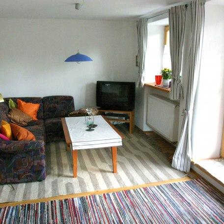 das Wohnzimmer, © im-web.de/ Gäste-Information Schliersee in der vitalwelt schliersee