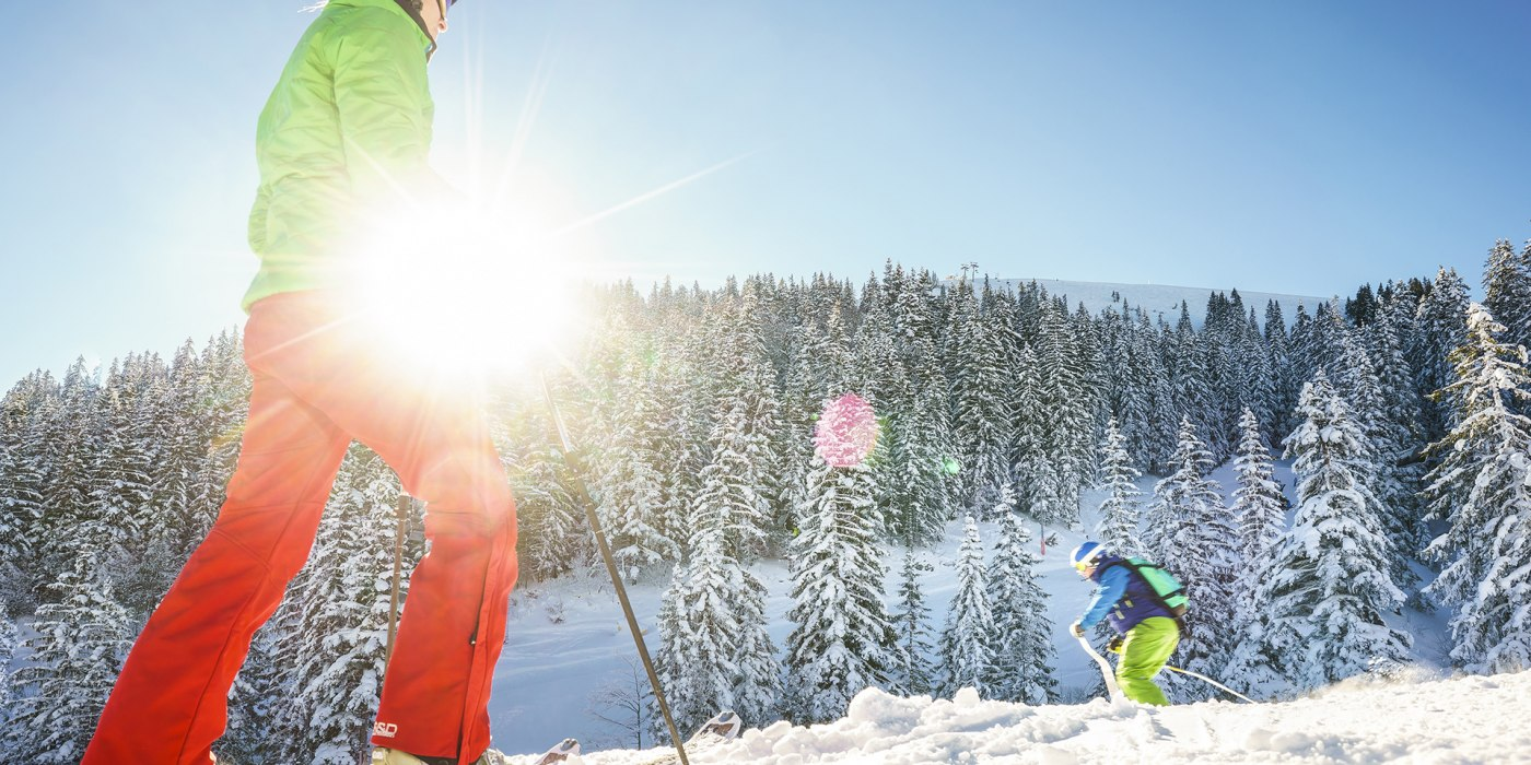 Winter Spitzingsee, © Dietmar Denger