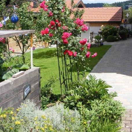 Im Garten, © im-web.de/ Gemeinde Hausham