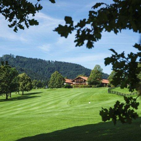 Golfplatz Waakirchen Tegernsee, © Dietmar Denger