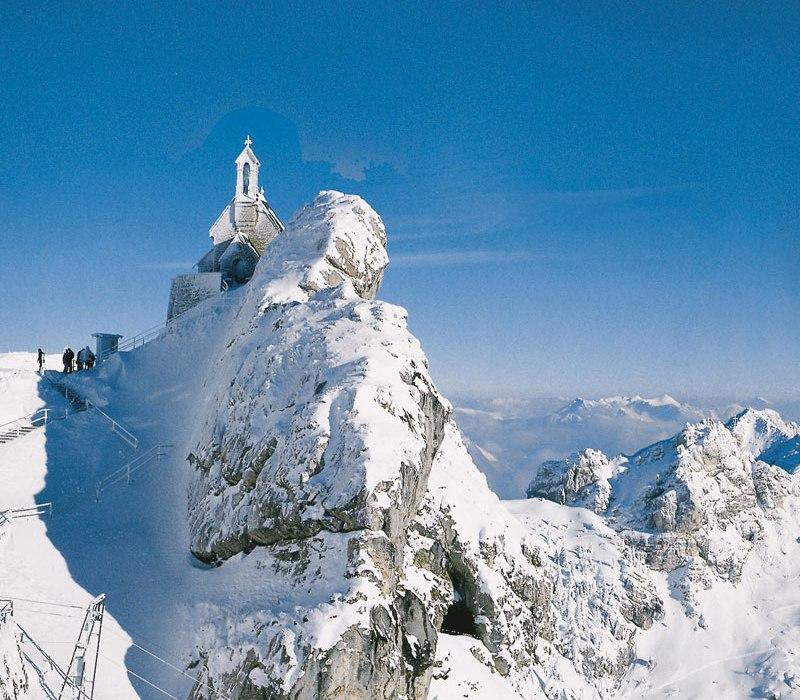 Skigebiet Wendelstein