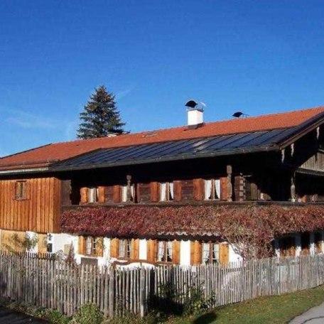 Die Wohnung befindet sich im Anbau, © im-web.de/ Gäste-Information Schliersee in der vitalwelt schliersee