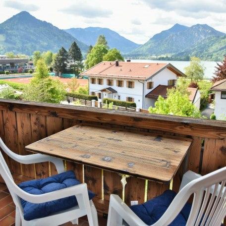Balkon, © im-web.de/ Gäste-Information Schliersee in der vitalwelt schliersee