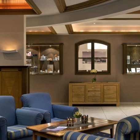Lobby, © im-web.de/ Gäste-Information Schliersee in der vitalwelt schliersee