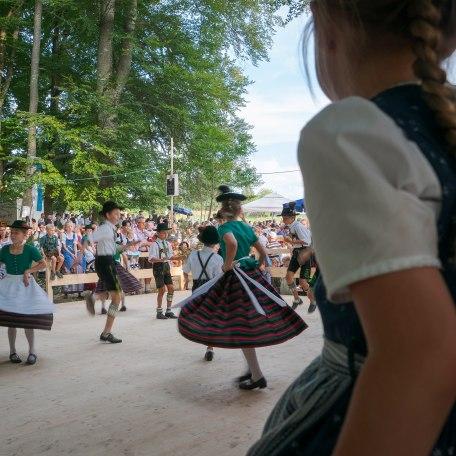 Waldfest Schaftlach, © Dietmar Denger
