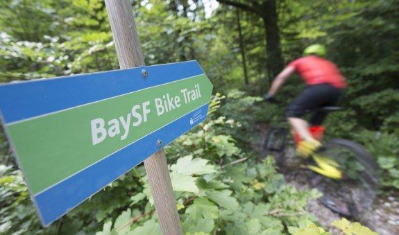 Mtb Trail in Kreuth, © Florian Liebenstein