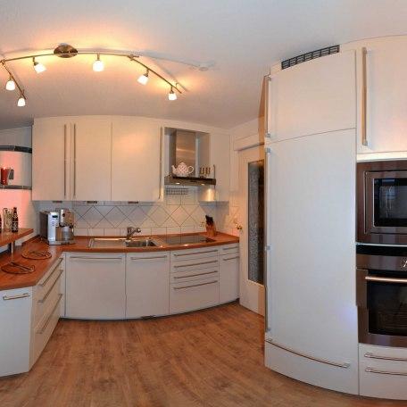Küche HOAMATGFUI, © im-web.de/ Gäste-Information Schliersee in der vitalwelt schliersee