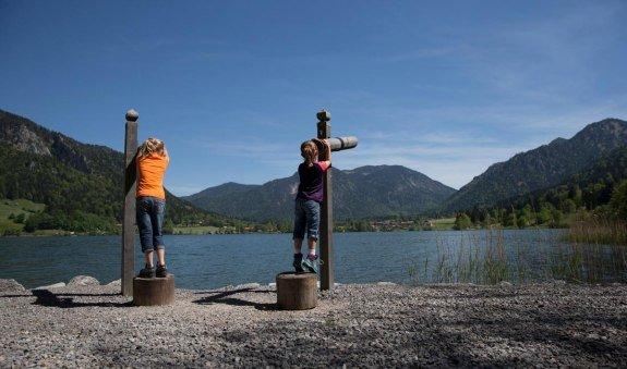 Blick über den Schliersee, © Florian Liebenstein