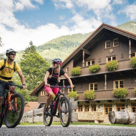Mountainbike Bayrischzell, © Dietmar Denger
