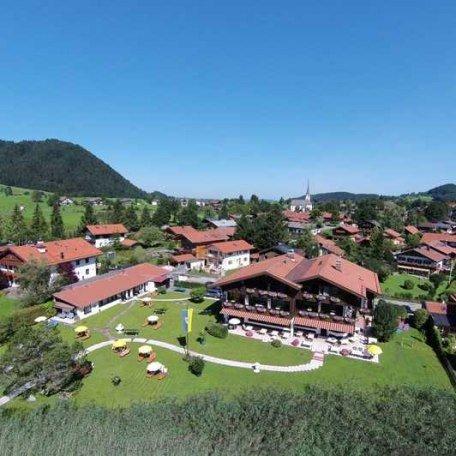 Luftaufnahme Projekt, © im-web.de/ Gäste-Information Schliersee in der vitalwelt schliersee